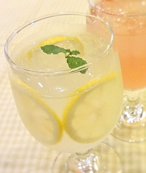 レモン&ジンジャーソーダ